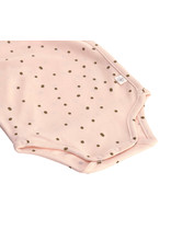 Lassig Lassig Long Sleeve Body GOTS Dots powder Pink