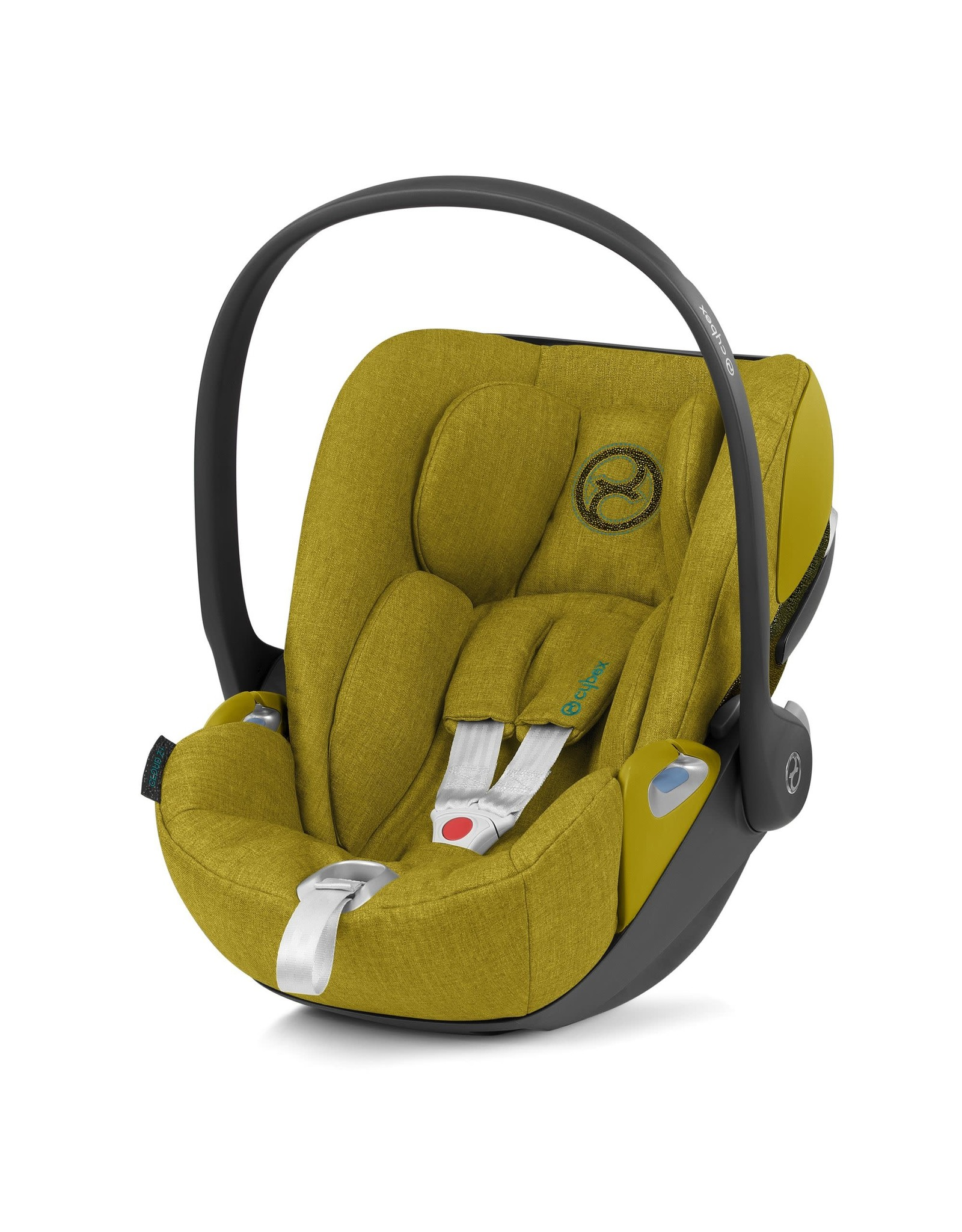 Cybex CLOUD Z I-SIZE  Mustard Yellow Tissus Plus 2020