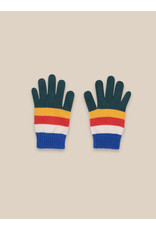 Bobo Choses Bobo Choses Multicolor Stripes Gloves