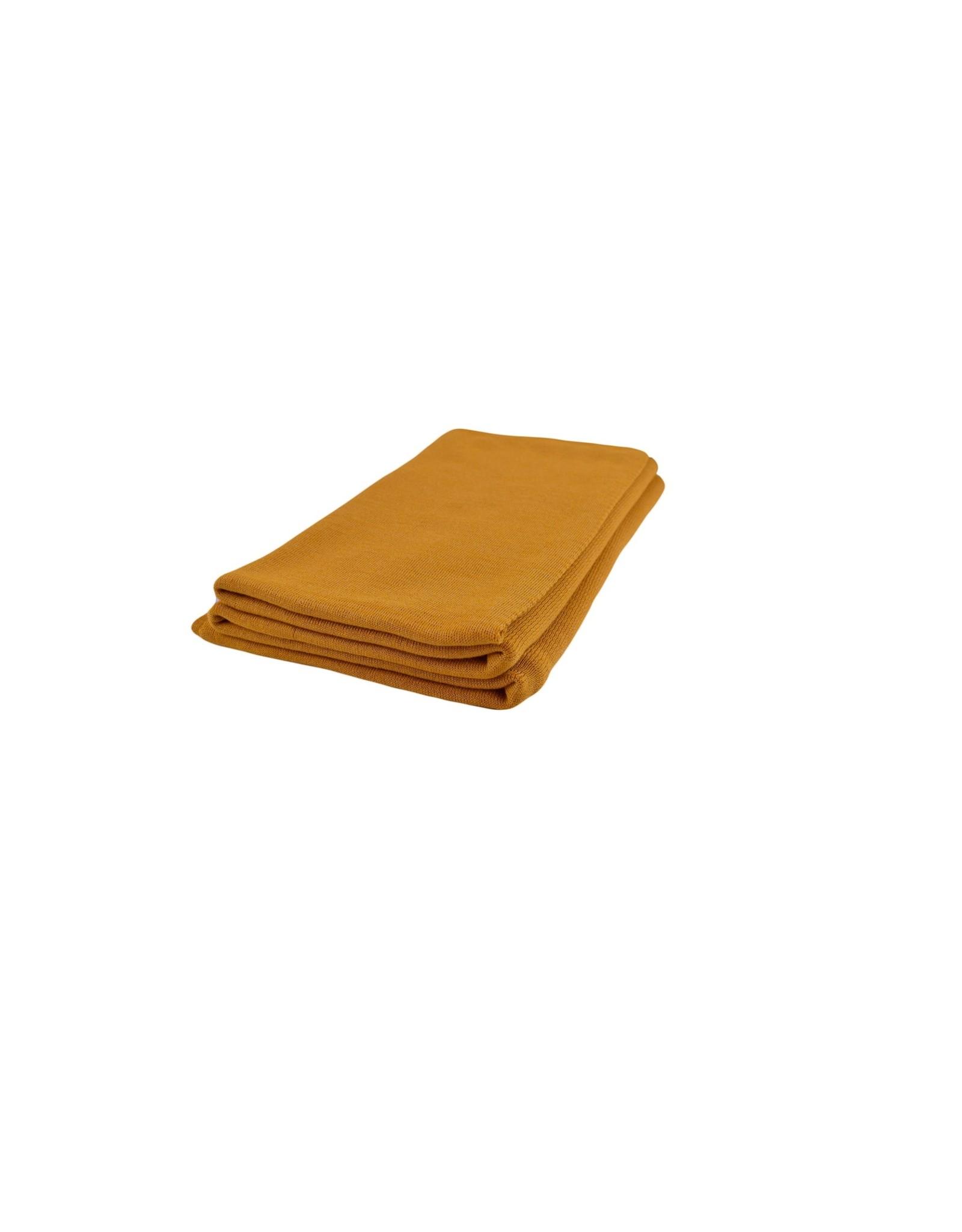 Forgaminnt Forgaminnt Deken 100x120cm Mustard Sunset
