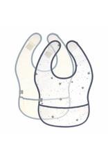Lassig Bib EVA 2 pcs, More Magic Seal