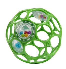 Oball O Ball Rattle Groen