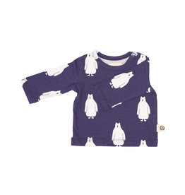 Onnolulu Onnolulu shirt Emiel polarbear jersey cotton