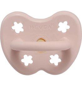 Hevea Hevea Speen Rond Powder Pink 0-3m