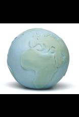 Lanco Lanco Sensory Rubberen Wereldbol Oceaan