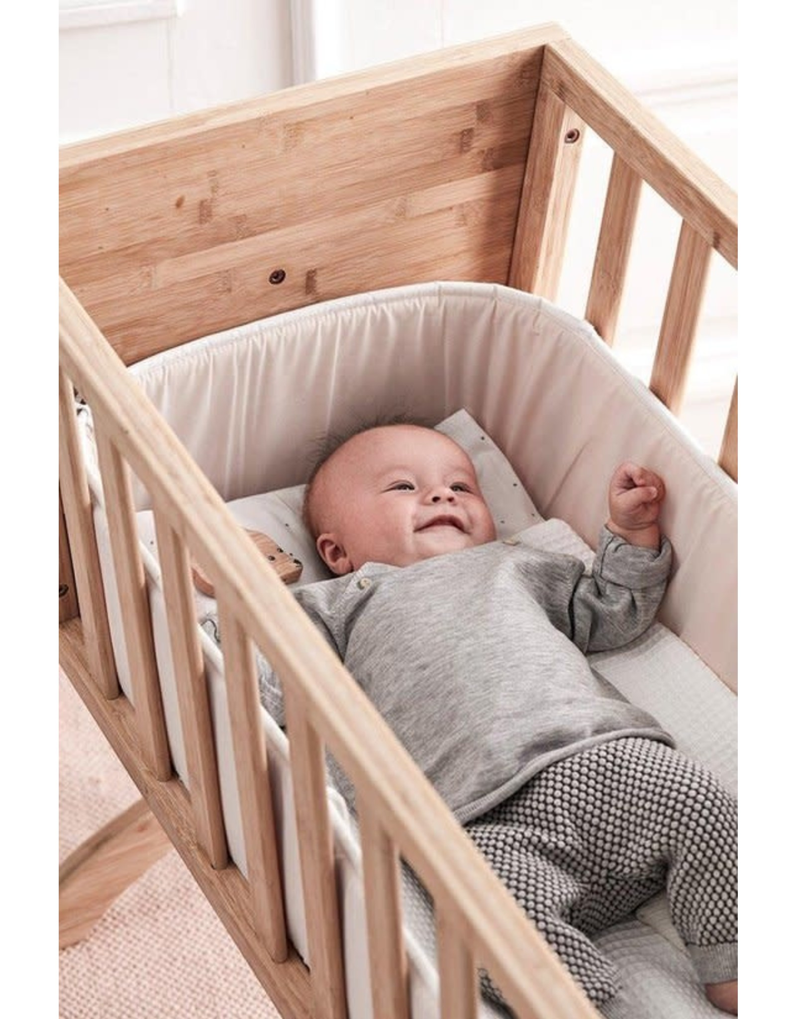Kid's concept Kid's Concept Wieg Bamboo 105x52x83