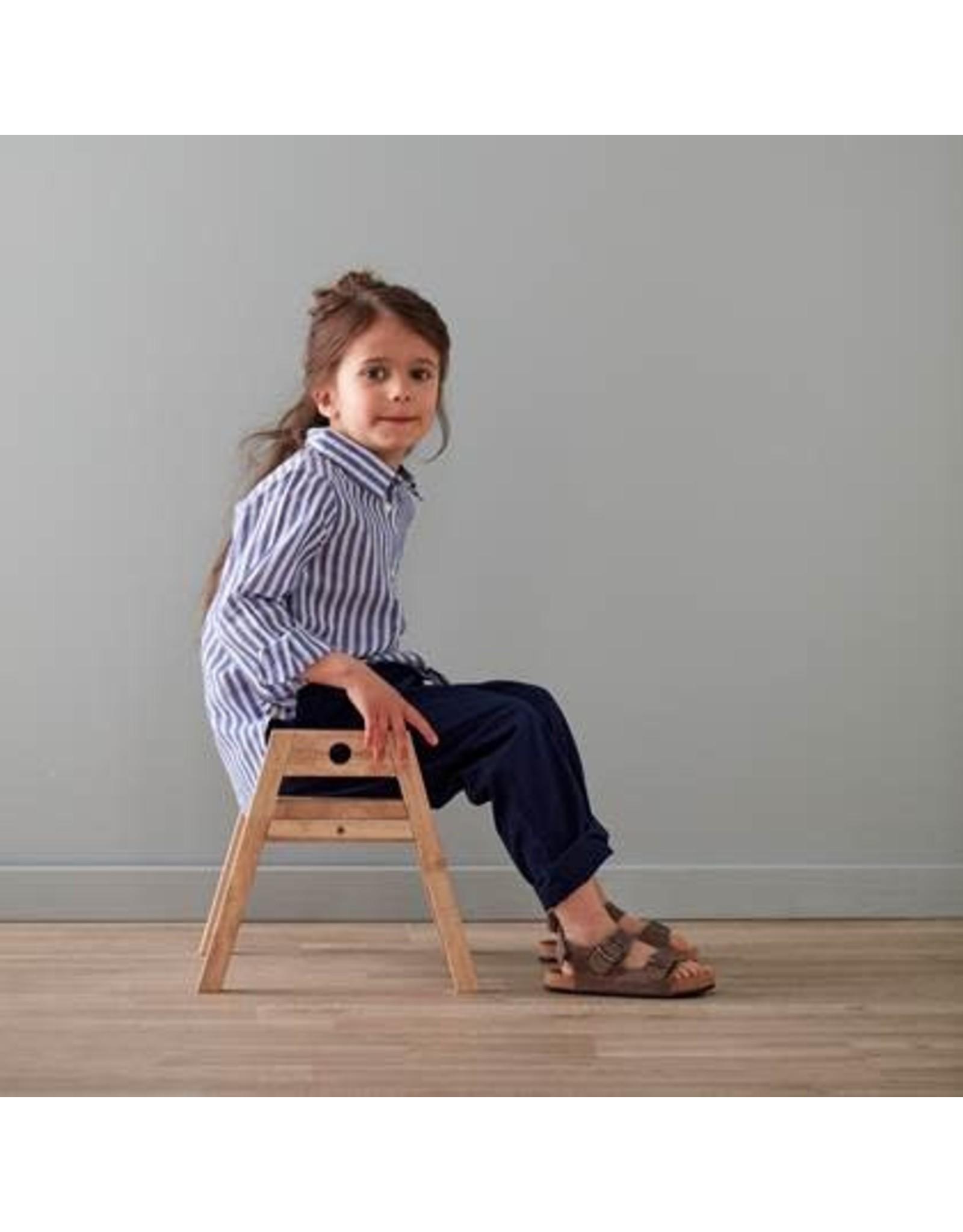 Kid's concept Kid's Concept Aanpasbare Stoel SAGA