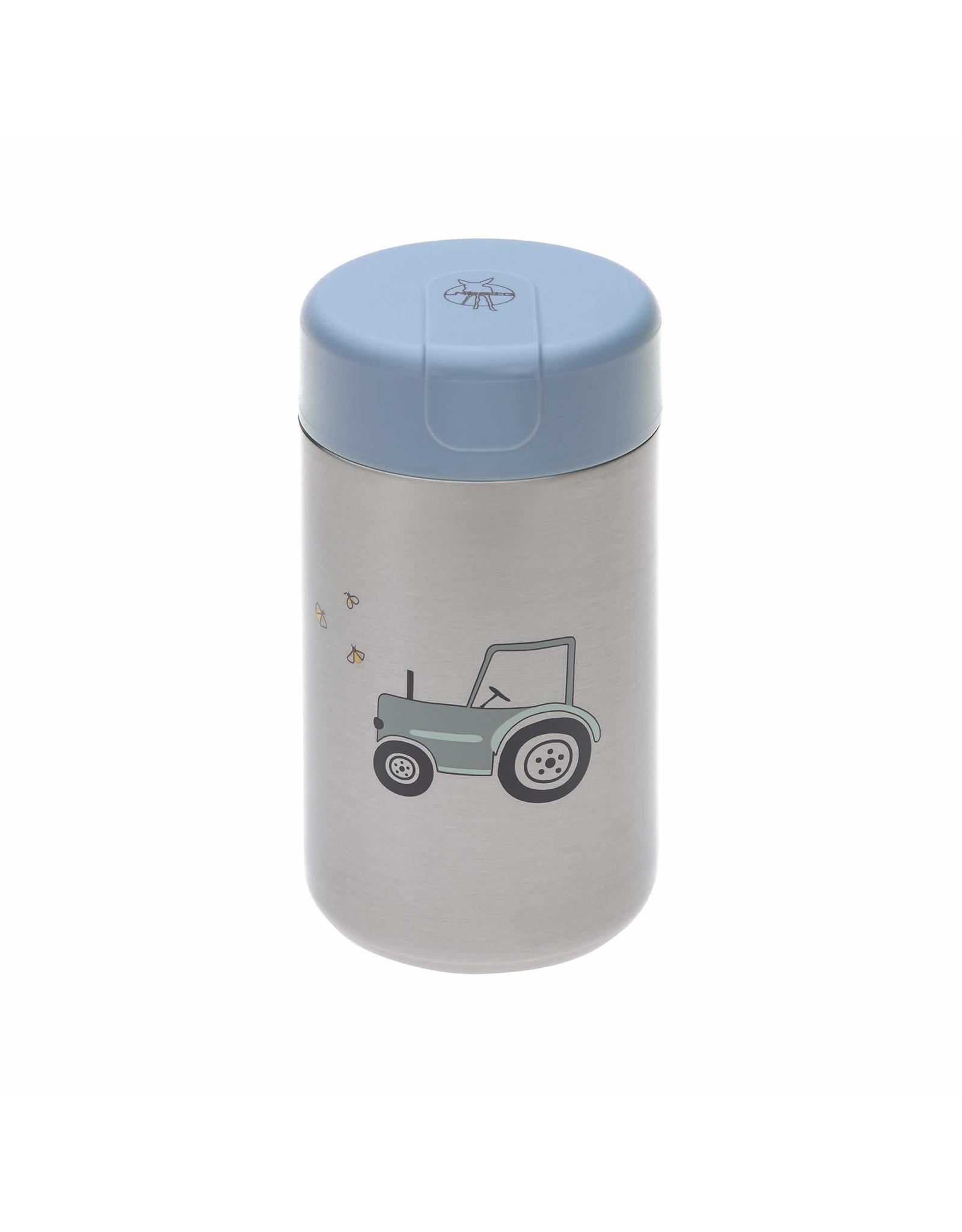 Lassig Lassig Food Jar Big 480ml Adventure Tractor