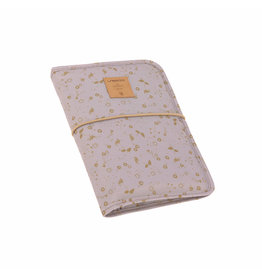Lassig Lassig Casual Changing Pouch Flowers Lilac