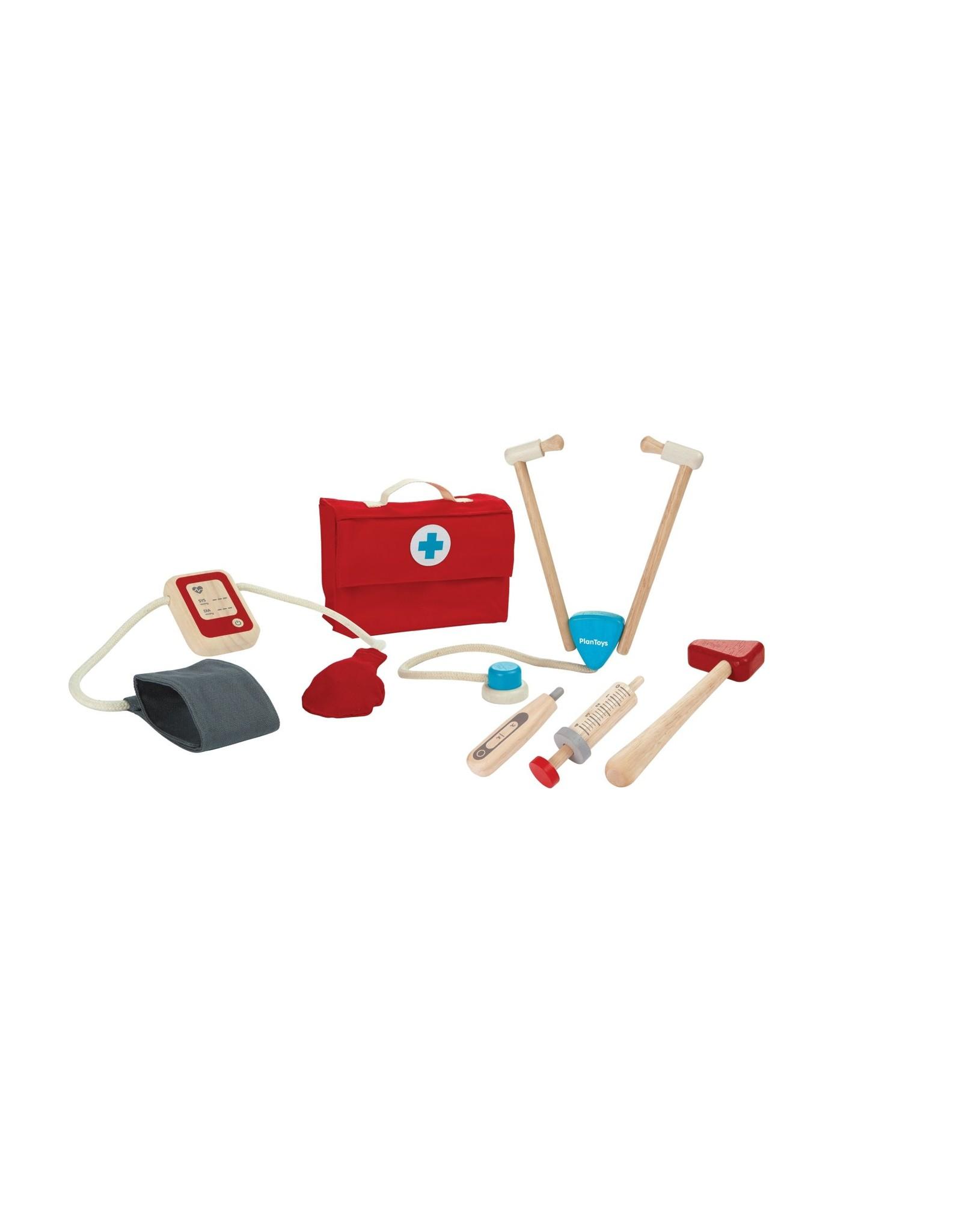 PlanToys Plan Toys Doctor Set