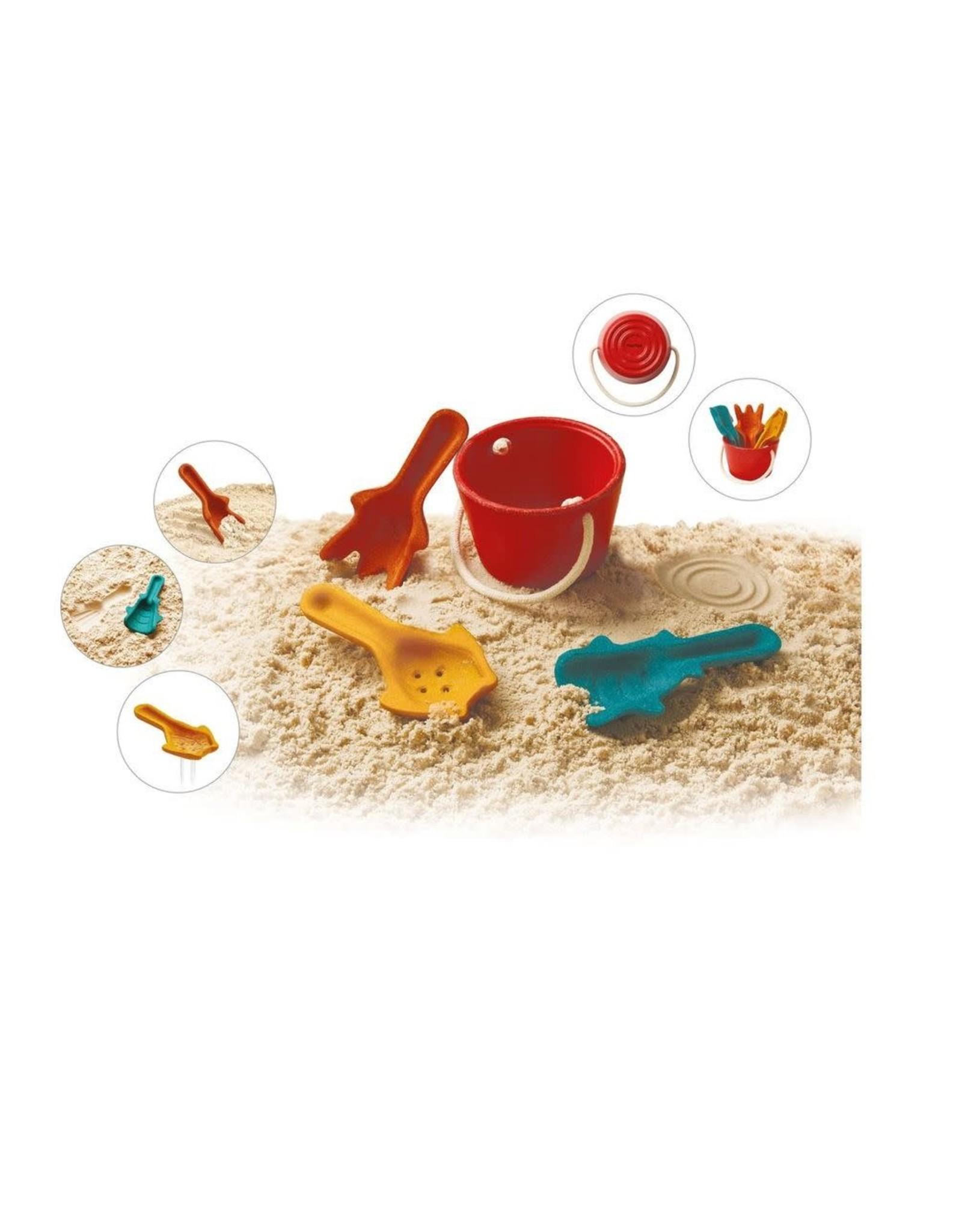 PlanToys Plan Toys Zand Speelset