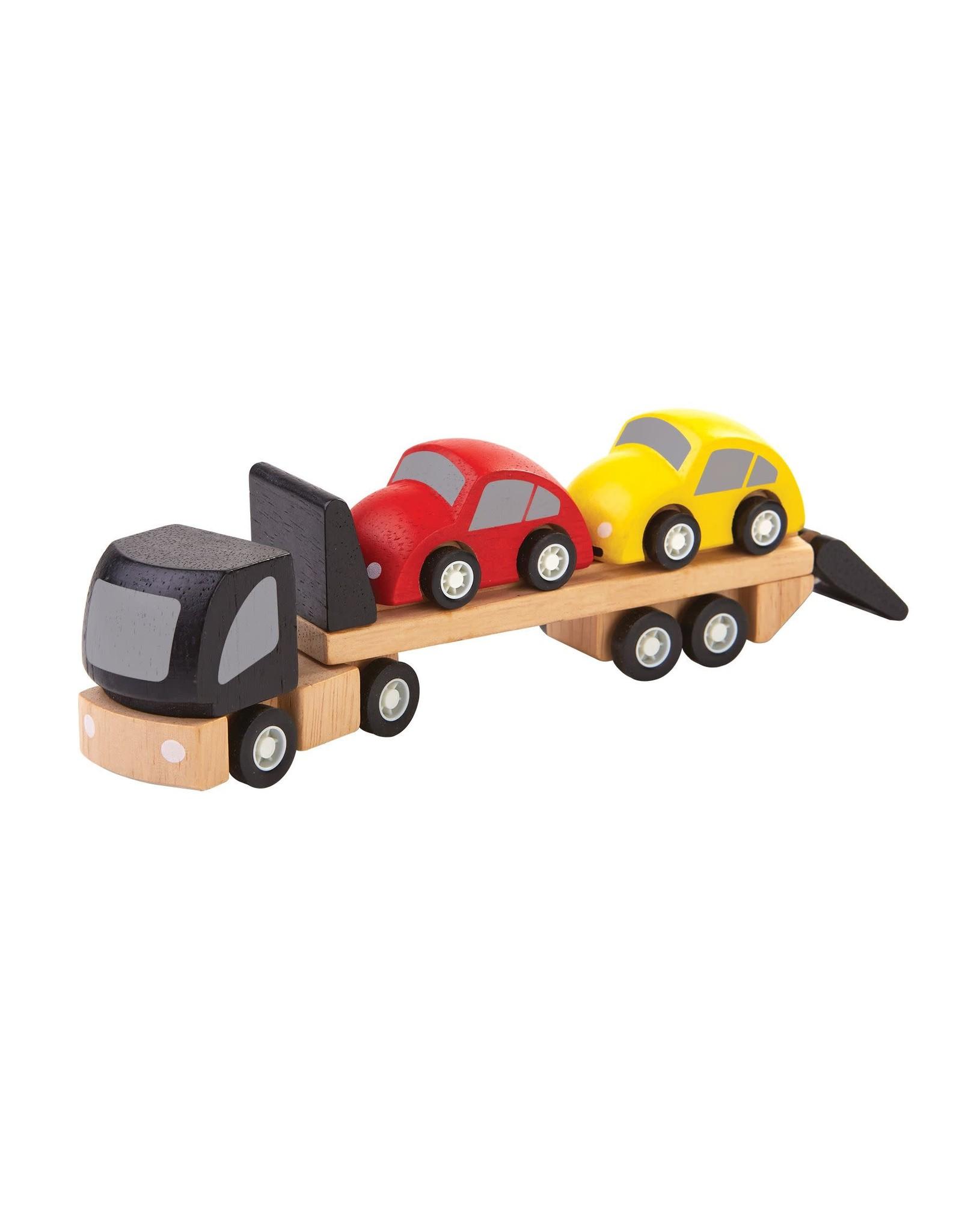 PlanToys Plan Toys Wagen Transporter