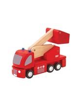 PlanToys Plan Toys Brandweerwagen
