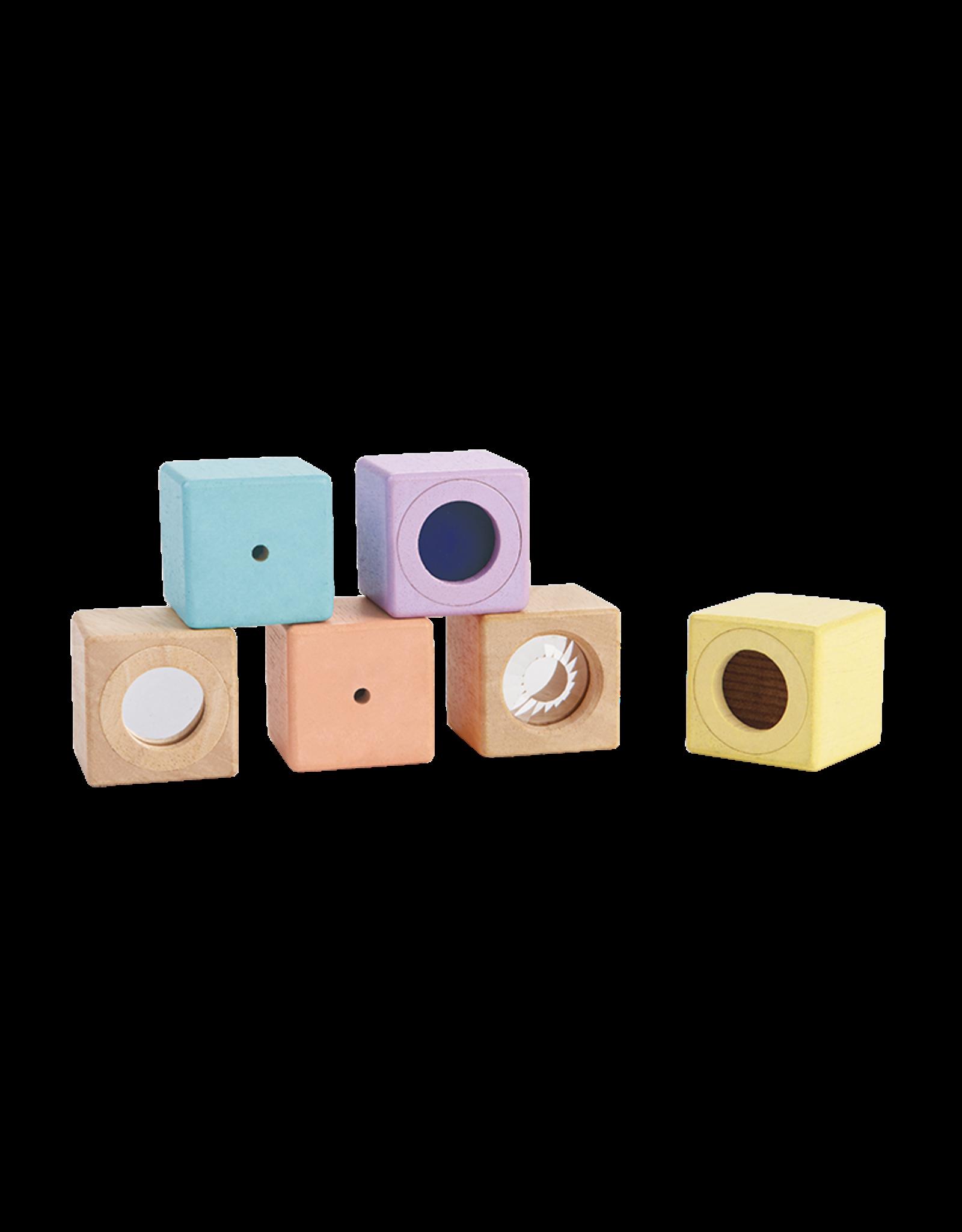 PlanToys Plan Toys Sensory Blocks