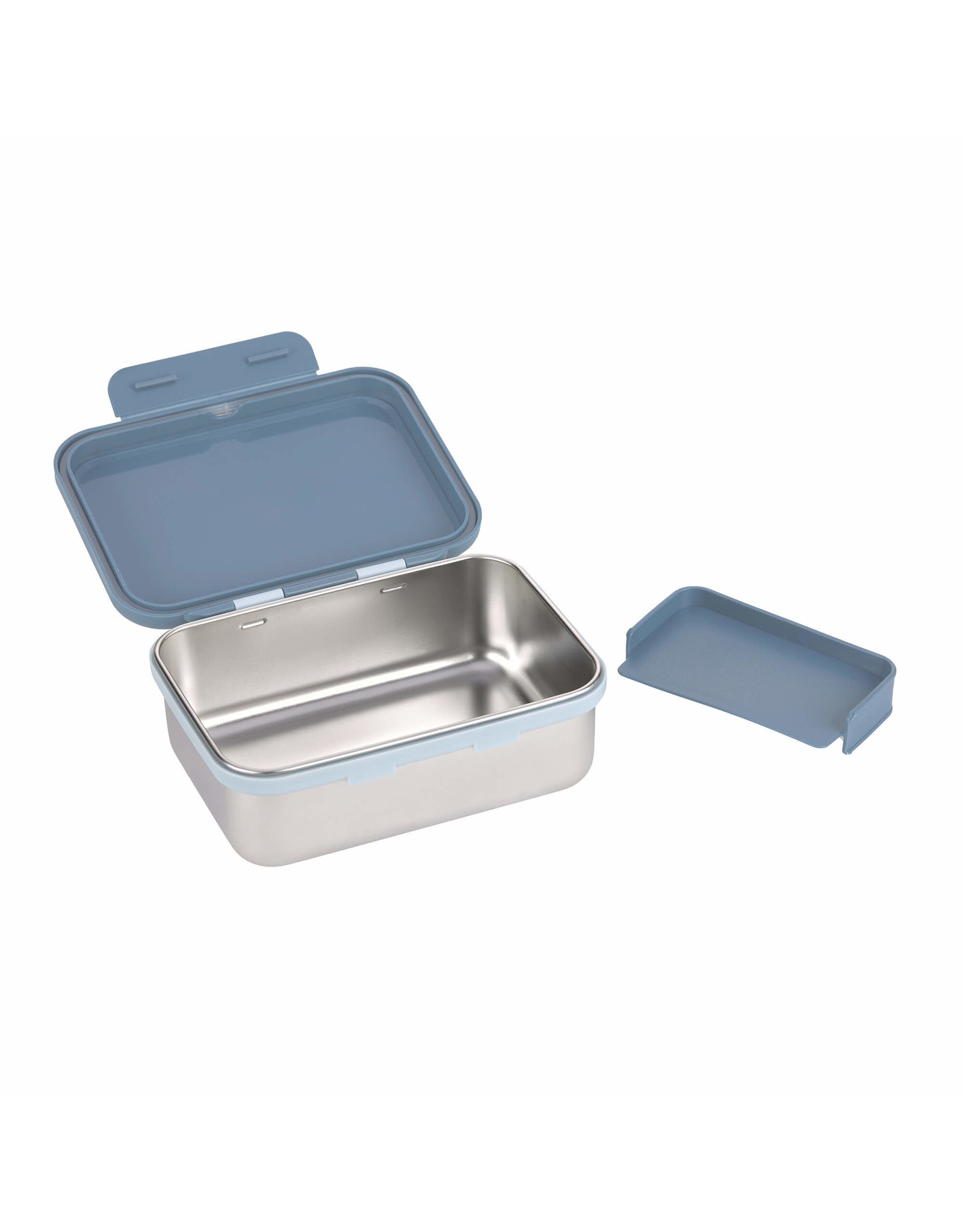 Lassig Lassig Lunchbox Stainless Steel Tractor