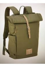 Lassig Greenlabel Rolltop Backpack Olive