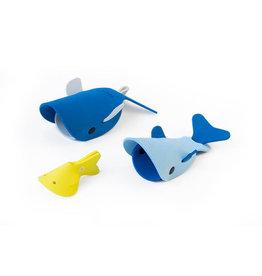 Quut Quutopia 3D Puzzle Deep Sea Whales