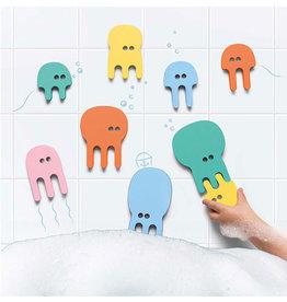 Quut Quutopia Bath Puzzle Jellyfish