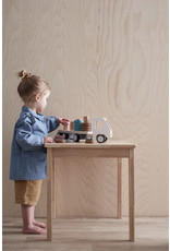 Kid's concept Kid's Concept Vrachtwagen met Ringen Aiden