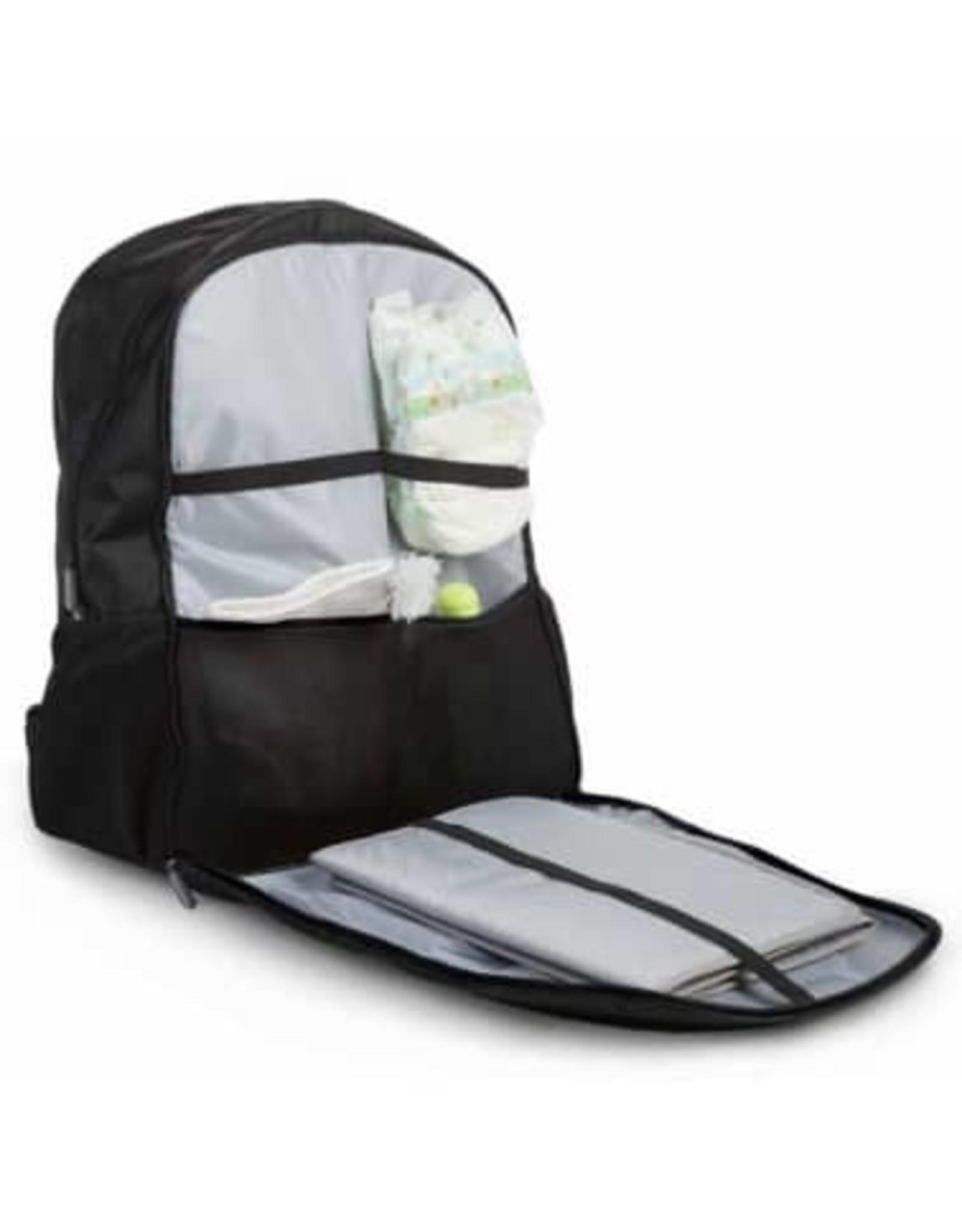 Childhome Childhome Daddy Bag Verzorgingsrugzak - Zwart