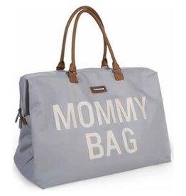 Childhome Childhome Mommy Bag Groot Grijs / Ecru