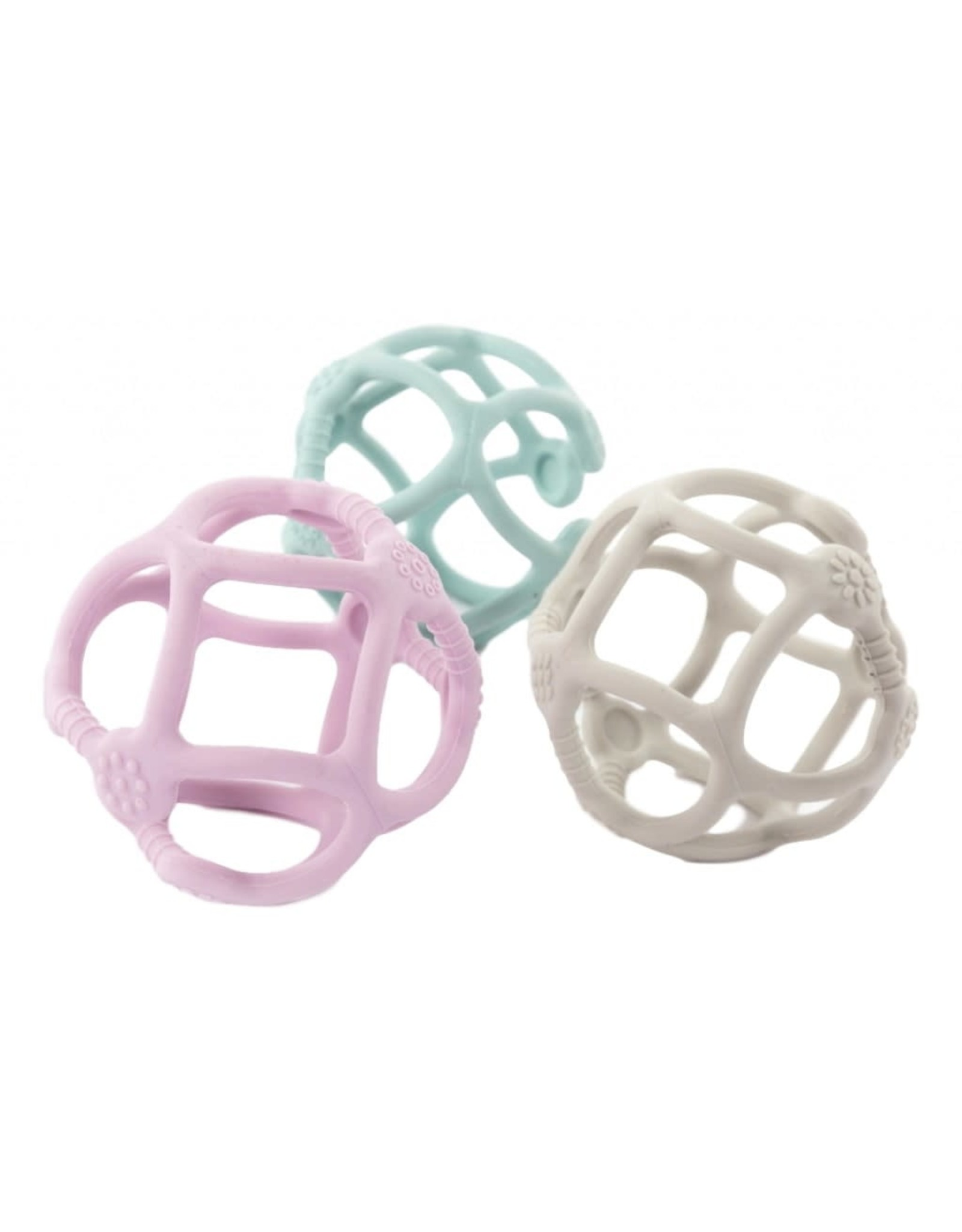 Bo Jungle Bo Jungle B-Ball Silicone Pastel Pink