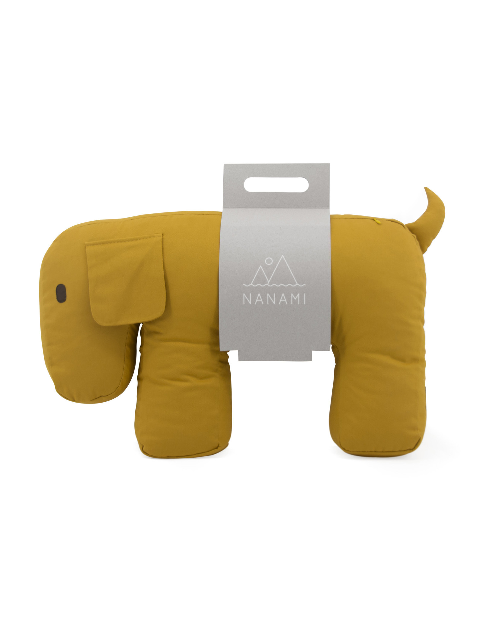 Nanami Nanami Feedingpillow Dog Olly Yellow