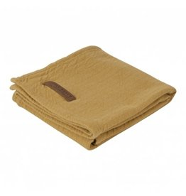 Little Dutch Little Dutch Swaddle 120x120 - Pure Ochre