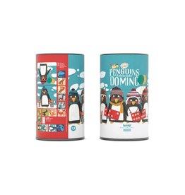 Londji Londji Domino - Penguins (tube)