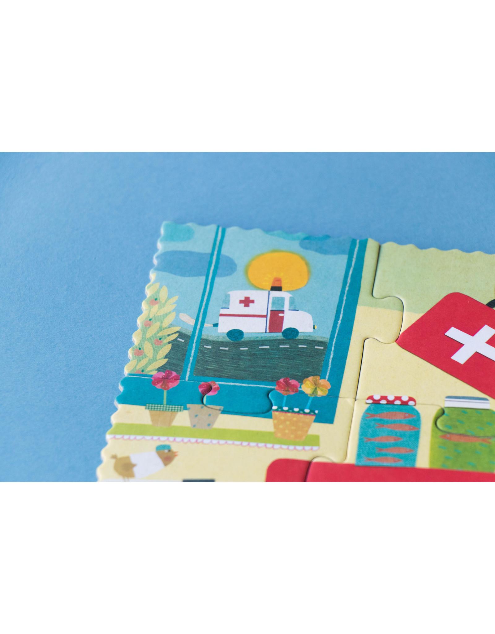 Londji Londji Puzzle - I Want to be... doctor