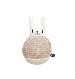 Main sauvage Main Sauvage Roly Poly Rabbit Sand 20cm