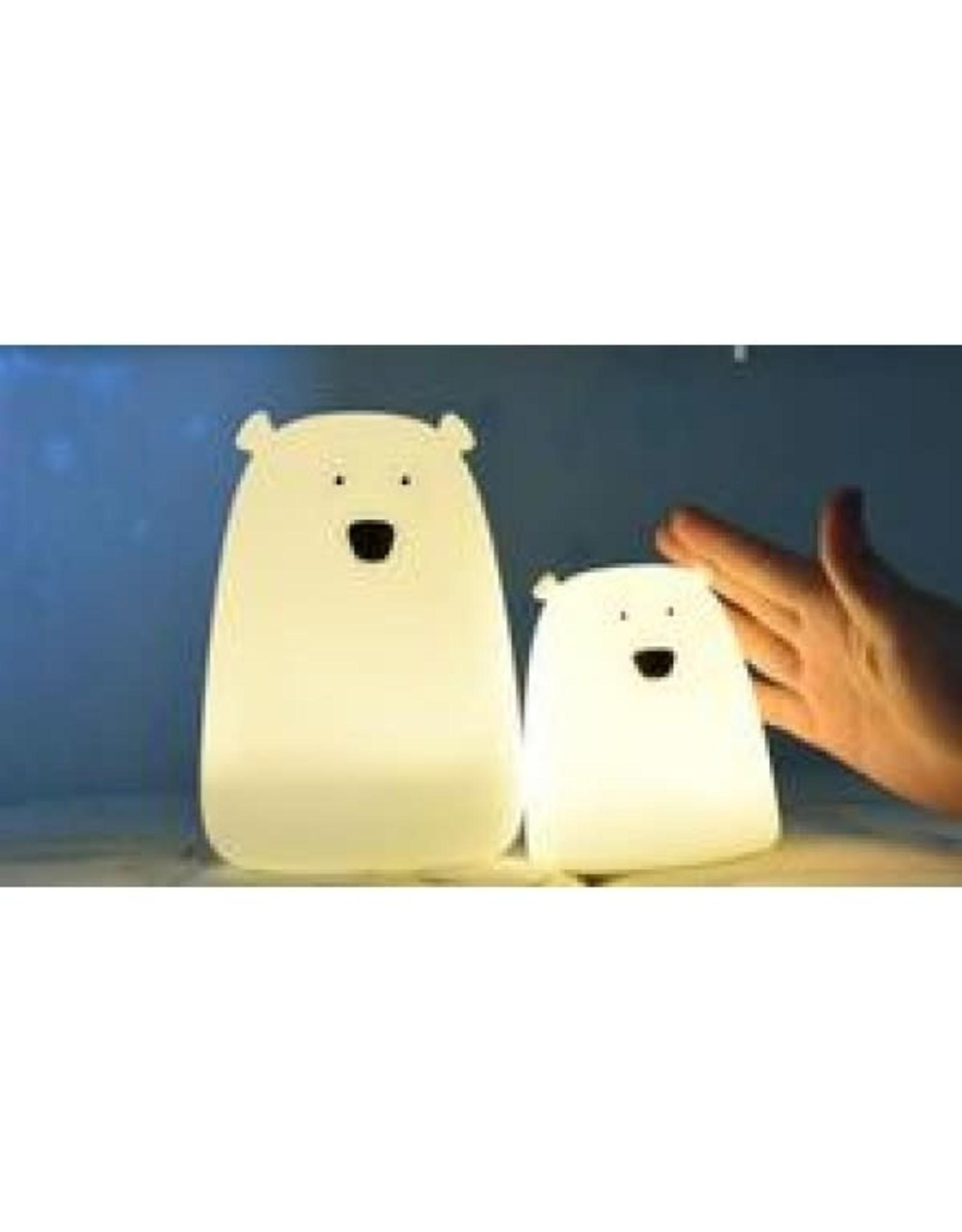 My'Kelys My'Kelys Nachtlampje Ijsbeer - Small