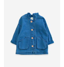 Play Up Play Up Parka denim