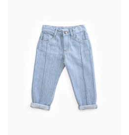 Play Up Play Up recycled denim trousers