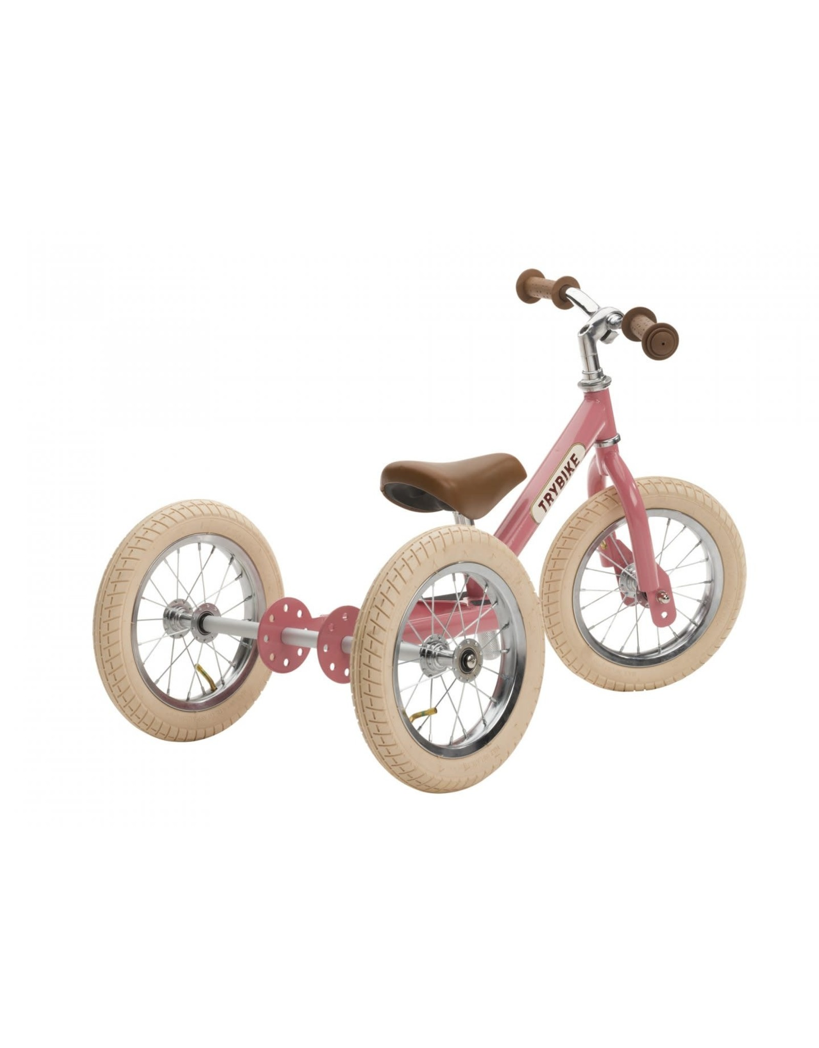 Trybike Trybike Loopfiets 3whls Pink