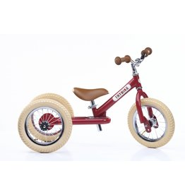 Trybike Trybike Loopfiets 3whls Red
