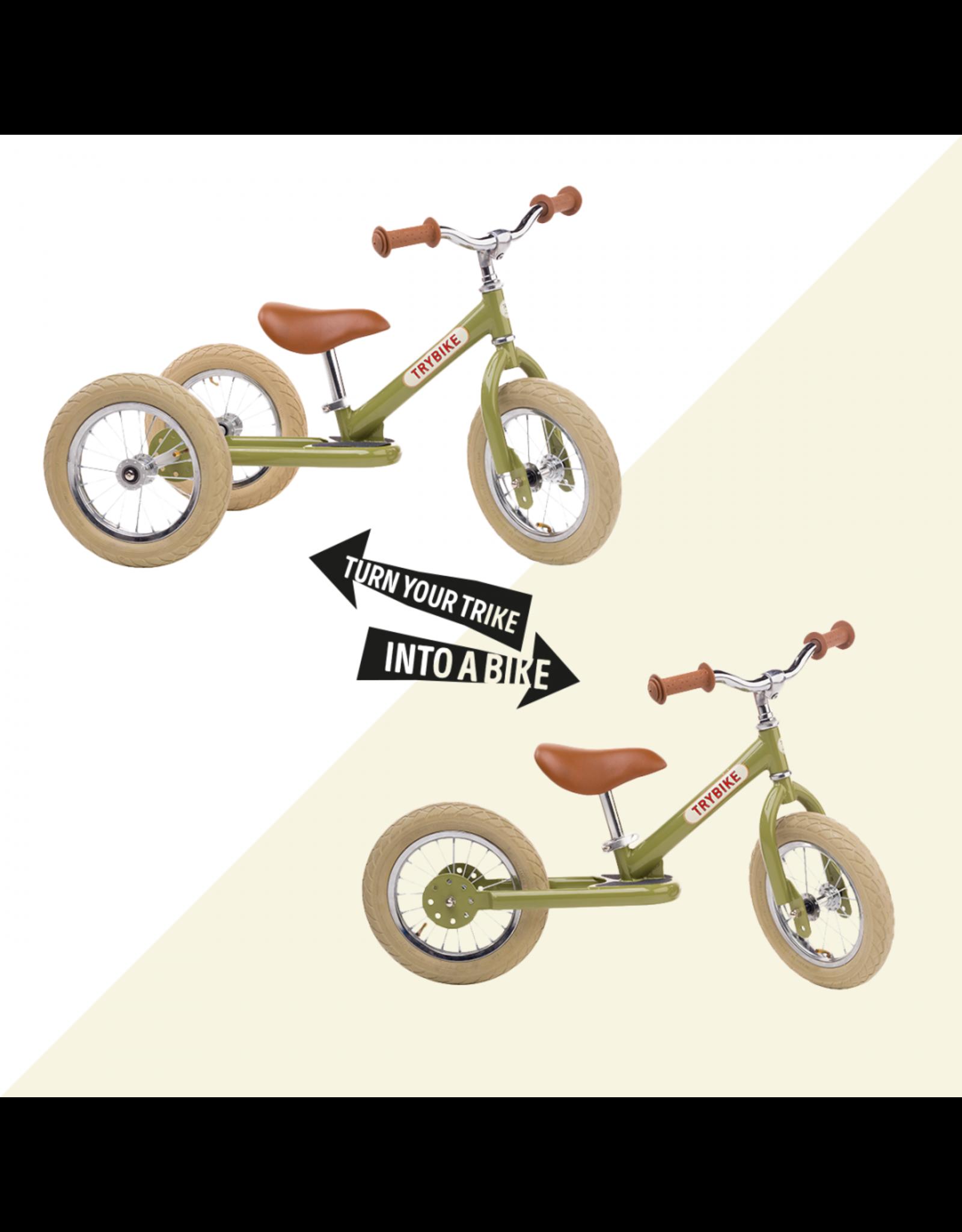 Trybike Trybike Loopfiets 3whls Green