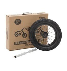 Trybike Trybike Steel Trike kit Black