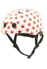 CoConuts CoConuts Fietshelm Red Stars