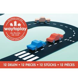 Way To Play Waytoplay Flexibele Autobaan Ringweg 12 Stuks