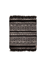 maileg Maileg Miniature Rug, 24x18cm Black