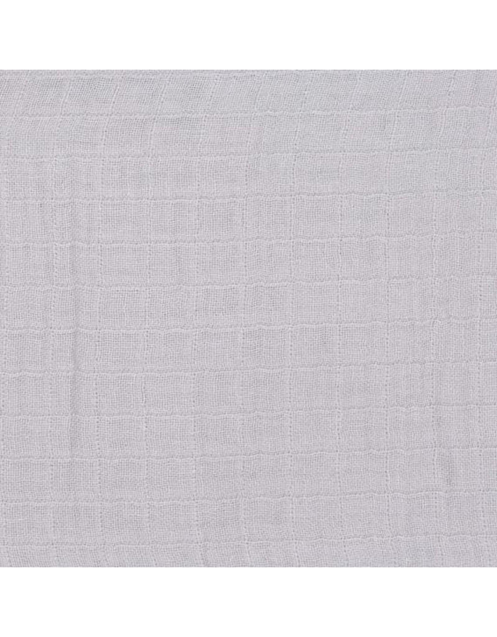 Lassig Lassig Swaddle & Burp Blanket XL Aventure 120x120