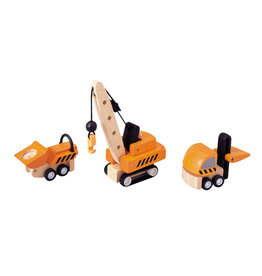 PlanToys Plan Toys Construction Vehicles