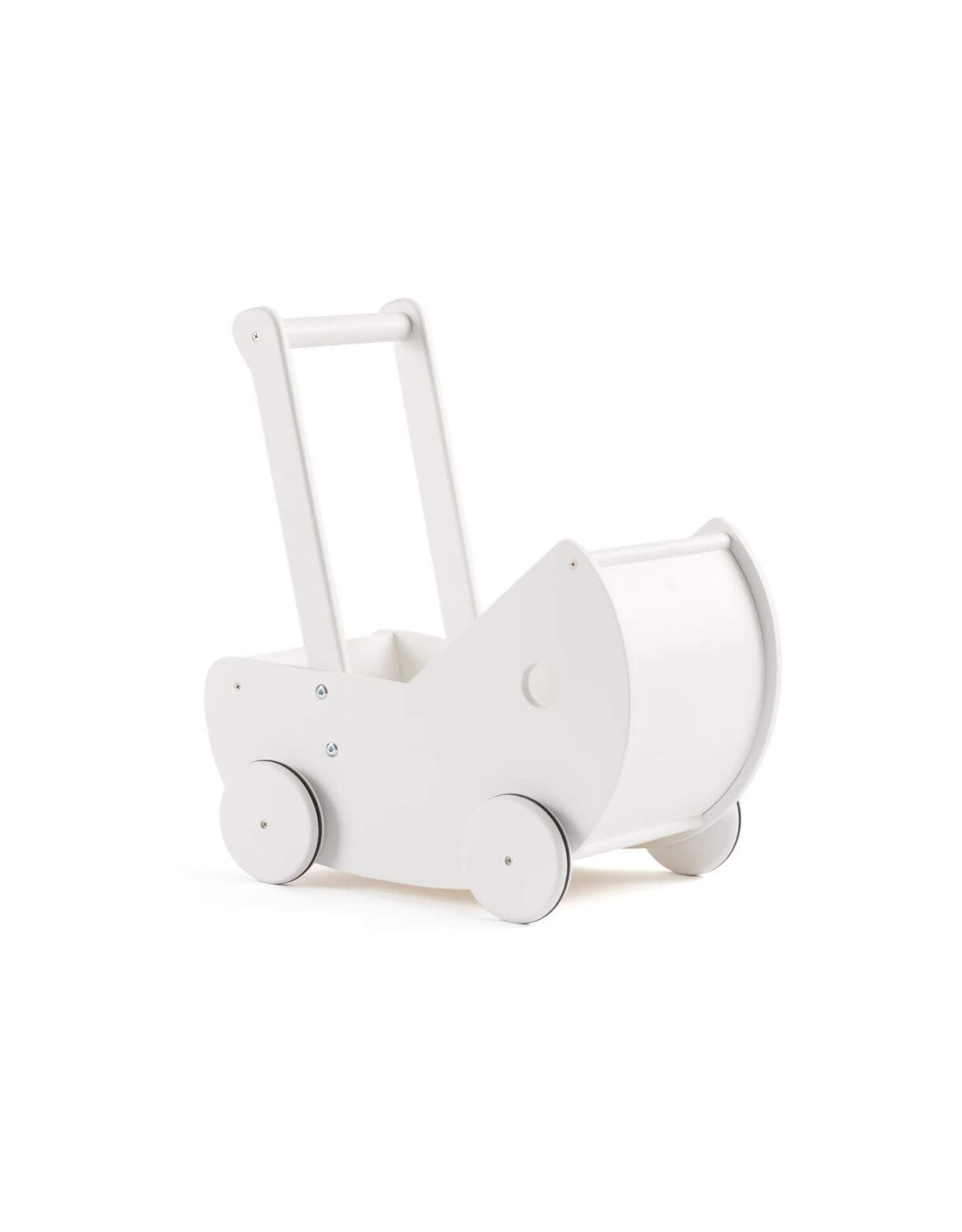 Kid's concept Kid's Concept Kinderwagen Wit