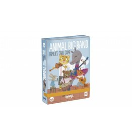 Londji Londji Animal Big Band Card Game
