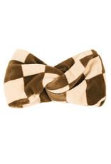 Carlijn Q Carlijn Q Checkers twisted headband