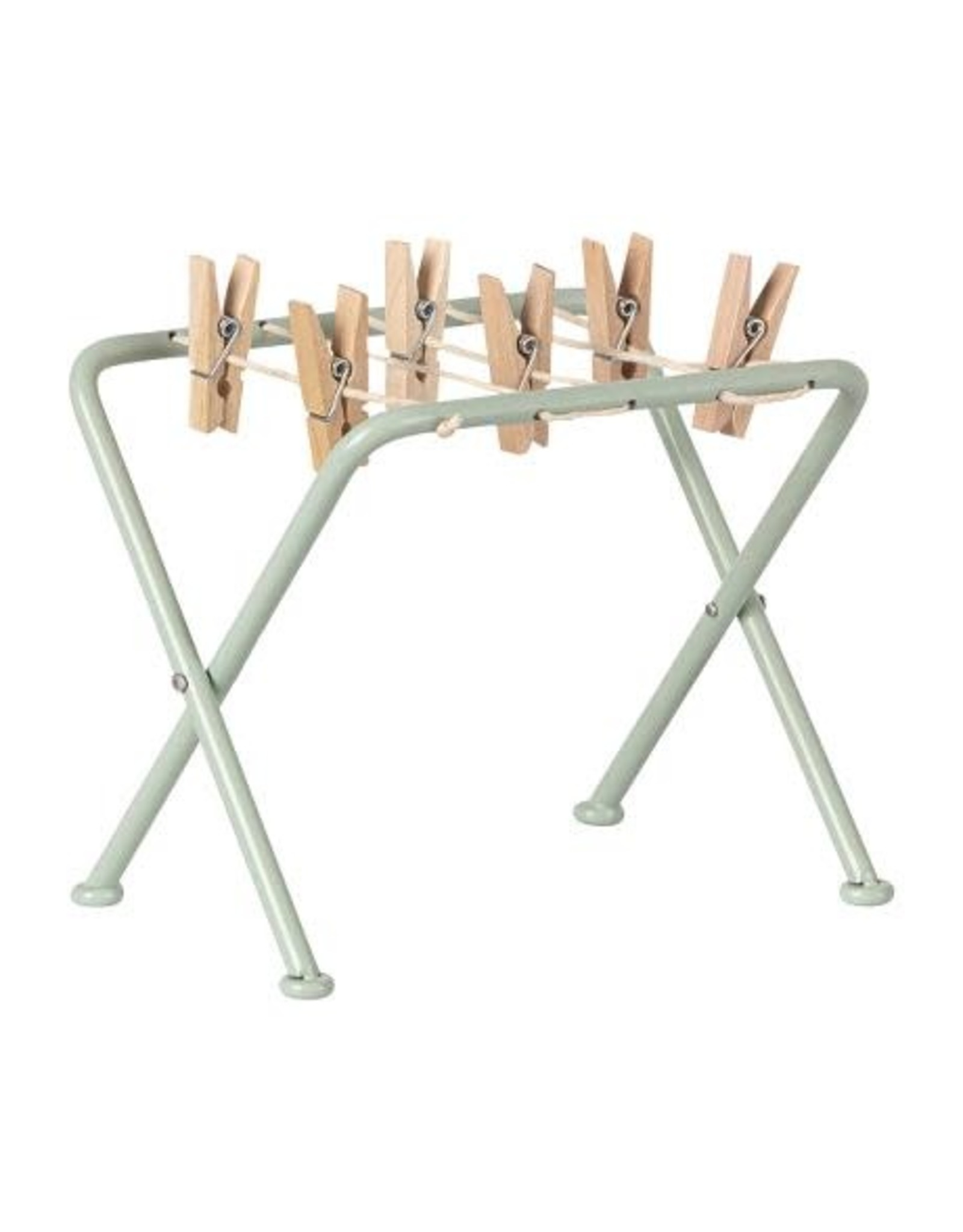 maileg Maileg Drying Rack w. pegs