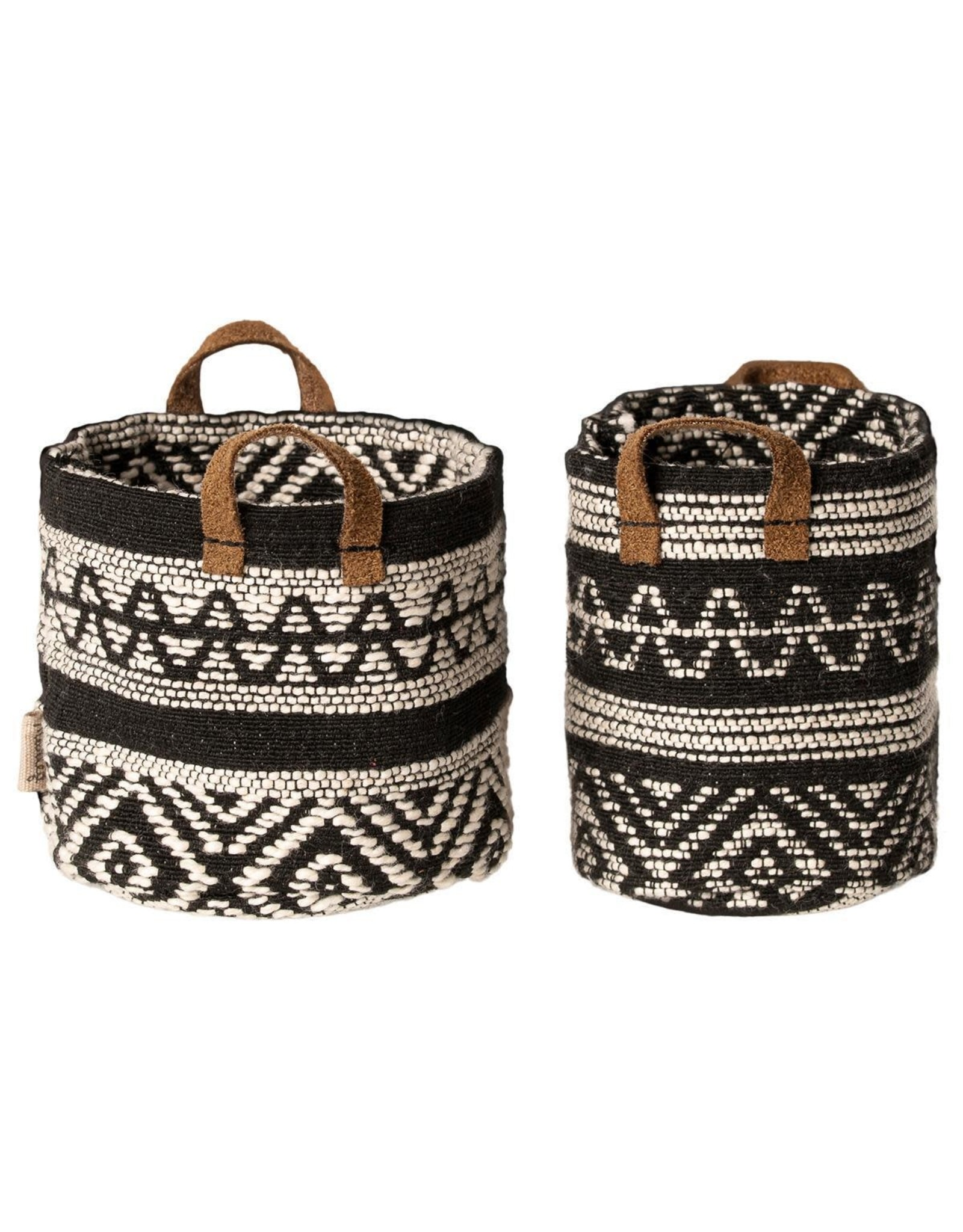 maileg Maileg Miniature Baskets, 2pcs