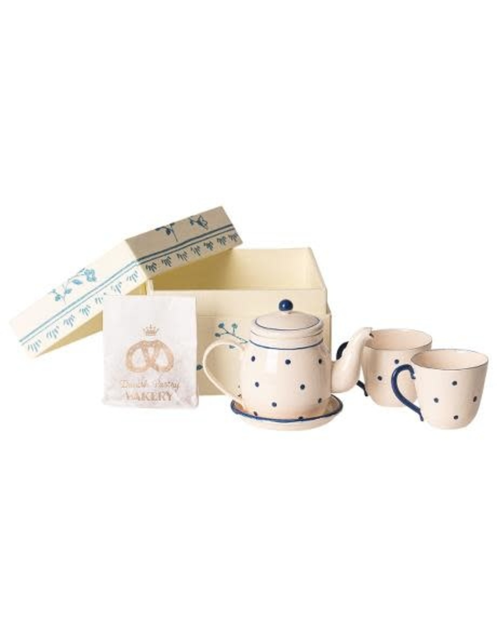maileg Maileg Tea & Biscuits For Two