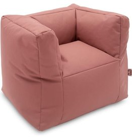 Jollein Jollein Fauteuiltje Beanbag Mellow Pink